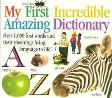DK, My First Incredible Amazing Dictionary, Dorling Kindersley, PowerPC MAC Only