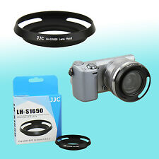 Lens Hood for Sony E 16-50mm SELP-1650 Nikon 10mm f/2.8 Samsung NX 20-50mm ED II