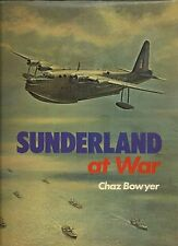 Sunderland at War by Chaz Bowyer