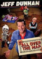 Jeff Dunham: All Over The Map DVD - New Sealed