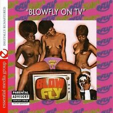 On Tv - Blowfly (2013, CD NIEUW) CD-R