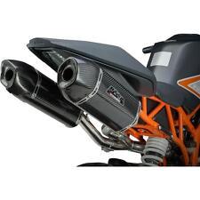 Yoshimura Exhaust Dual Slip-Ons KTM RC390 163902H220 RS-9 20-2298 1811-3052