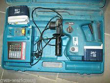 Makita Akku Bohrhammer BHR 200 24V  Bohrmaschine Schlagbohrmaschine SDS-plus
