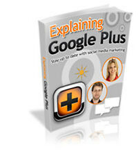 Use GOOGLE PLUS To Increase Your Social Online Internet Marketing Revenue (CD)