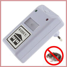 Ultrasonic High Quality Riddex Plus Electronic Pest Rodent Repeller 220V JUST