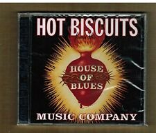 Hot Biscuits from the House of Blues (1996) Jimmy Rip, Gales Bros., Cissy.. [CD]