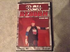 ROH Reborn Stage 1 One Ring of Honor TNA PWG WWE Beyond AIW OOP Old Logo