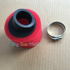 39mm Foam Air Filter For Pit Dirt Bike ATV GY6 150cc Scooter Go Kart Motorcycle