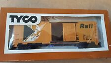 Tyco CP Rail box car #56767 w/box