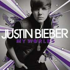 My Worlds - Justin Bieber CD ISLAND