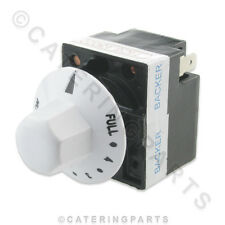 UNIVERSAL EASY FIT REPLACEMENT SIMMERSTAT SWITCH HEAT CONTROL REGULATOR C/W KNOB
