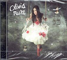 CD - OLIVIA RUIZ - Miss météores