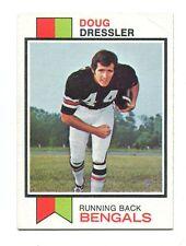 1973 Topps #254 Doug Dressler Cincinnati Bengals