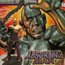 Classic Marvel Figurine Collection ABSORBING MAN issue 88  VERY RARE SALE!!!