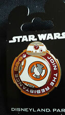 PINS DISNEY DISNEYLAND PARIS STAR WARS : ROBOT BB-8