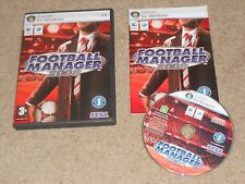 Football Manager 2008 ( PC: Mac/ Windows ) * VGC * 08 MANAGER ** FREE UK POST *