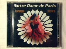LUC PLAMONDON RICHARD COCCIANTE Notre-Dame de Paris cd NOA