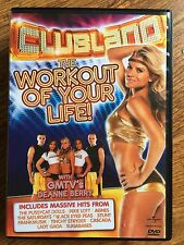 CLUBLAND - WORKOUT OF YOUR LIFE ~ Exercise / Fitness Routine   UK DVD