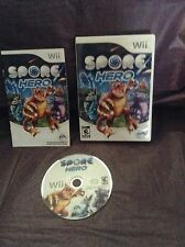 (Wii) Nintendo Spore Hero Video Game