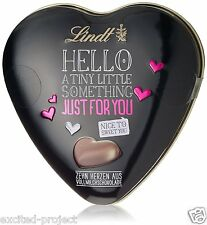 Lindt Hello - Mini Gift Pralines In Metal Tin - 45g / 1.58oz - From Germany