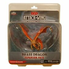 BRASS DRAGON EXPANSION PACK (D&D Attack Wing Wiz Kids) NEW FACTORY SEALED