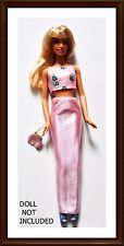 Beautiful Barbie Clothes Set - Mattel - Fashionista, Fashion Avenue, Lot 1236