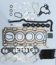 NISSAN X TRAIL PRIMASTER VAUXHALL VIVARO 2.0 HEAD GASKET SET AND BOLTS 16V M9R