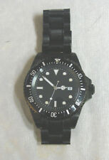 Parnis Sterile PVD Automatic Dive Diver Watch, 42mm, Domed Sapphire Glass - VG