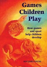 NEW Games Children Play by Kim Brooking Payne Paperback Book (English) Free Ship