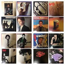 Classic ROCK VINYL LP RECORDS. You pick any from the list (Auction#9)