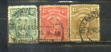 Africa Rhodesia Old Stamps Lot 3