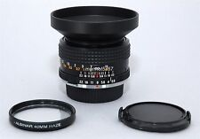 QUANTARAY/OLYMPUS 28mm f2.8 LENS!! 90-DAY WARRANTY!! EXCELLENT PLUS CONDITION!!