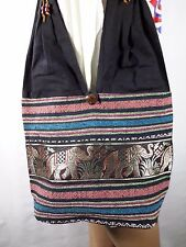 NEW YAAM TOTE BAG HIPPIE HOBO SLING HANDMADE PURSE GIFT SHOULDER THAI