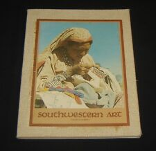 SOUTHWESTERN ART JOURNAL Spring 1977 Cloth Covers COLOR ILLUSTRATIONS + Inserts
