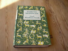 Florence Nightingale. Cecil Woodham-Smith. Reprint Society. 1952. H.B & D/Jacket
