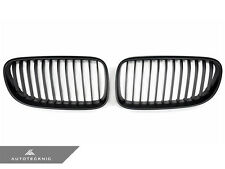 FULL REPLACEMENT MATTE BLACK FRONT GRILLE - BMW 11-13 E92 E93 LCI 328I 335I
