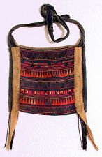 Embroidered Bag, Akha, Thailand