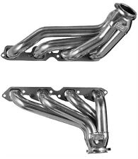 Big Block Chevy 55 - 57 Blockhugger Silver Coated Exhaust Headers BBC