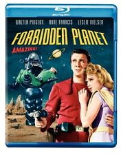 Forbidden Planet (2012, REGION A Blu-ray