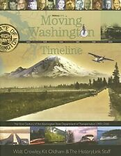 Moving Washington Timeline: The First Century of the Washington State Department