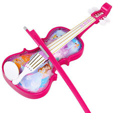 Children Educational Musical String Instrument Toys for practice Violin & Bow