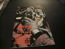 BATMAN: THE KILLING JOKE  RARE 6TH PRINTING NEW MOVIE COMING !!!!!