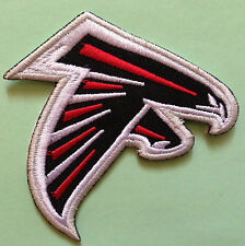 "ATLANTA FALCONS NFL PATCH 3.5"" IRON ON OR SEW ON USA SELLER FREE SHIPPPING"