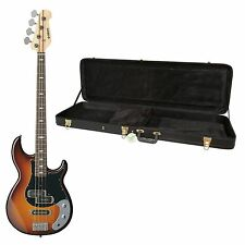 Yamaha BB424X TSB 4 String Electric Bass Guitar Tobacco Sunburst w/ HSC