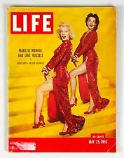 LIFE Magazine 1953 May 25 Marilyn Monroe Jane Russell