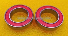 1 PCS - 6805/W6-2RS (25x37x6 mm) Rubber Sealed Ball Bearing Bearings (RED)