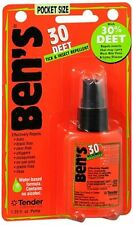Ben's 30 DEET Tick and Insect Repellent Pocket Size 1.25 oz