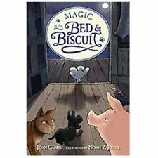 Magic at the Bed and Biscuit-ExLibrary