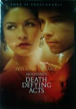 HOUDINI's DEATH DEFYING ACTS (2007) Catherine Zeta-Jones Guy Pearce SEALED DVD