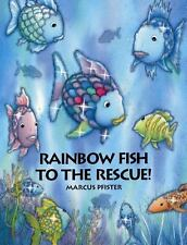 Rainbow Fish to the Rescue! by Marcus Pfister (1999, Hardcover)